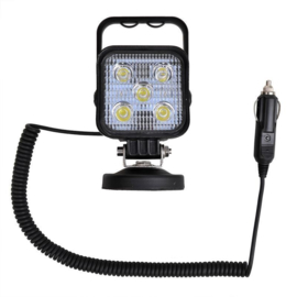 LED werklamp met magneetvoet 15 watt