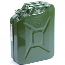 Jerrycan metaal 20 liter