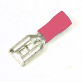 Vlakstekkerhuls 1,8 mm per 100 stuks