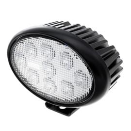CRAWER led werklamp ovaal 50 watt 60 graden