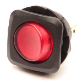 Tuimelschakelaar Aan-Uit met controlelampje