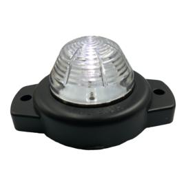 Markeringslamp 12-24V Wit