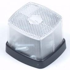 Positielamp wit 63 x 66 met reflector