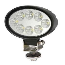 Werklamp 24w ovaal EMC