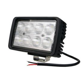 Werklamp verstelbaar rechthoekig 40watt CREE (TOP Serie)