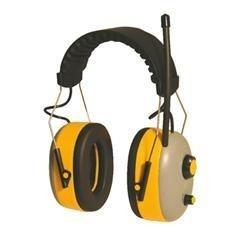 Gehoorbeschermer met FM-radio