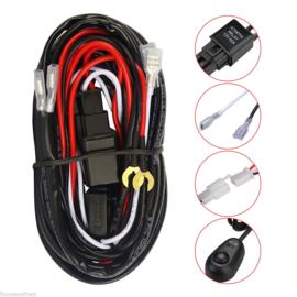 Kabelset 40A tbv. LED bar