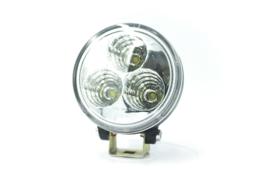 Werklamp 12 watt rond