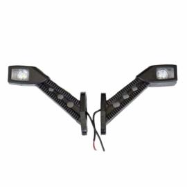 Breedtelamp LED 12/24V set 11