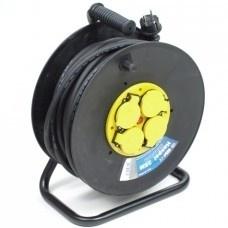 Kabelhaspel rubber 25 meter