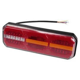 Achterlicht set Dynamic LED en neon