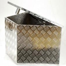 Aluminium kist, dissel model