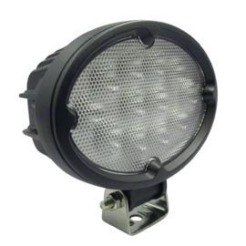 Werklamp ovaal 36 watt CREE (TOP Serie)