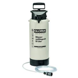 Watertoevoerapparaat Gloria 10 liter kunstst. compleet