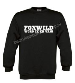 FOXWILD WORD IK ER VAN!