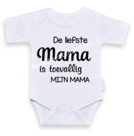 De liefste Mama is toevallig MIJN MAMA