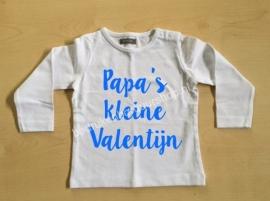 Papa's kleine Valentijn