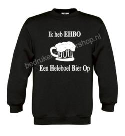 Ik heb EHBO.. Een Heleboel Bier Op..
