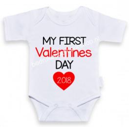 MY FIRST Valentines DAY