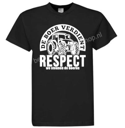 De BOER verdient RESPECT