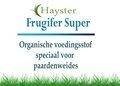 Frugifer Super 25 kilo, organische meststoffen