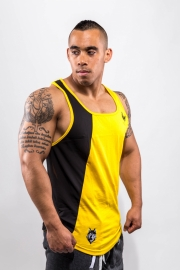 Tank Top Alces – Yellow/Black