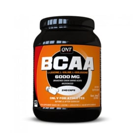 BCAA 6000 (240 CAPS)  - MUSCLE MAINTENANCE & PERFORMANCE