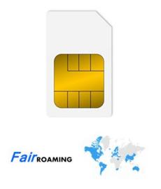FairRoaming prepaid - DATA SIM