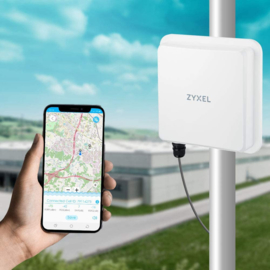 Zyxel 5G Outdoor Dual-SIM Router - NR7101