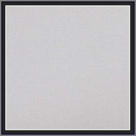 nr. 34 Chintz licht grijs,  geplakt op wit pvc.