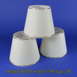 model 3625; stof klasse 2