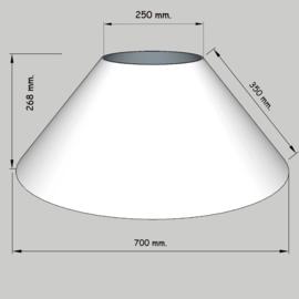 Model 4570-0025-27; stof klasse 1