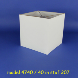 model 4740;  stof klasse 2