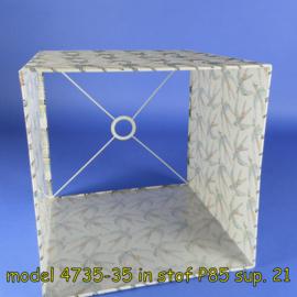 model 4735;  stof klasse 1