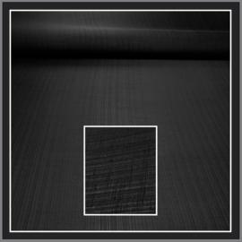nr. 523 Shiny Black,  geplakt op wit pvc. ( kl 2 ).