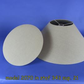 model 2070; stof klasse 1