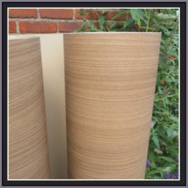 nr. 465 PVC bedrukt met een houtmotief.