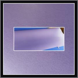 nr. 528 chintz fuchia, geplakt op transparant pvc