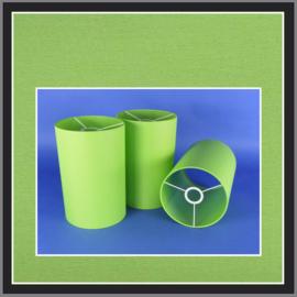nr. 526 Chintz lime geplakt op transparant pvc.