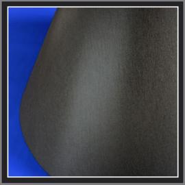 nr. 448 Chintz zwartbruin, geplakt op glashelder pvc.