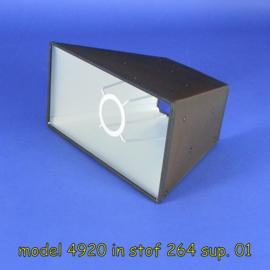 lampenkap rechthoek model 4920 stof klasse 1.