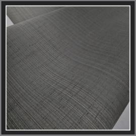 nr. 524 Shiny Grey, geplakt op wit pvc. ( kl 2 ).