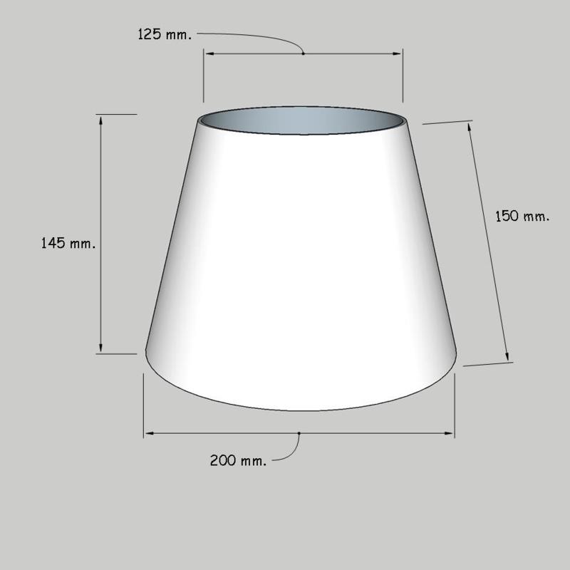 model 3020; stof klasse 2