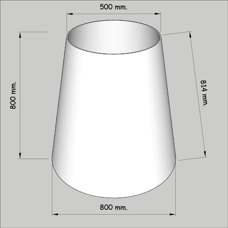Model 4580-0050-80 ; stof klasse 1