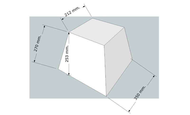 model 4235;  stof klasse 1