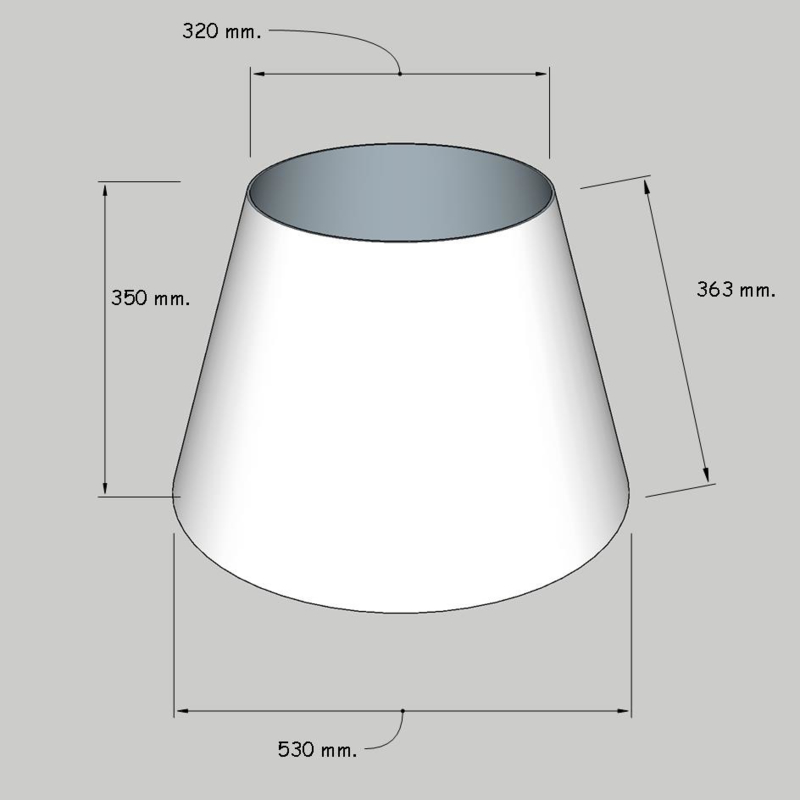 model 3653; stof klasse 2