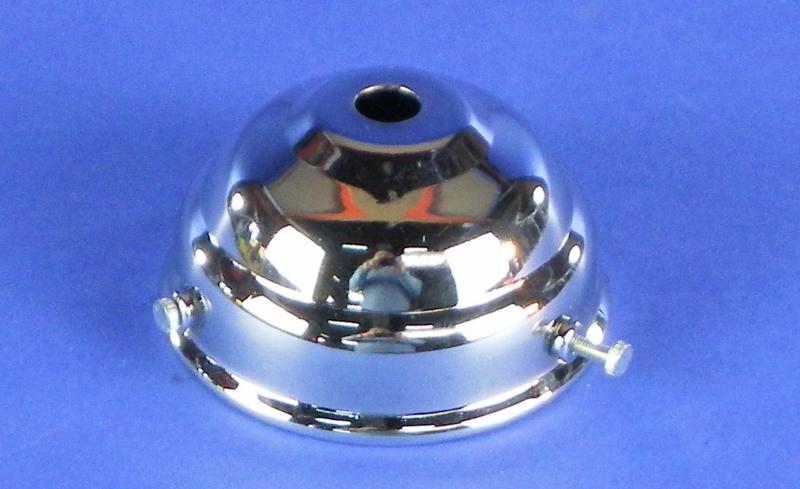 Glasdrager metaal.