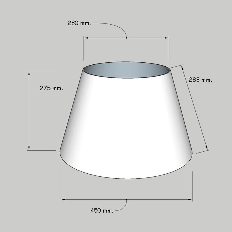 model 5345; stof klasse 1