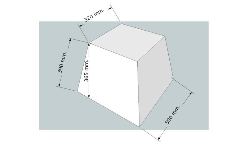 model 4250;  stof klasse 1
