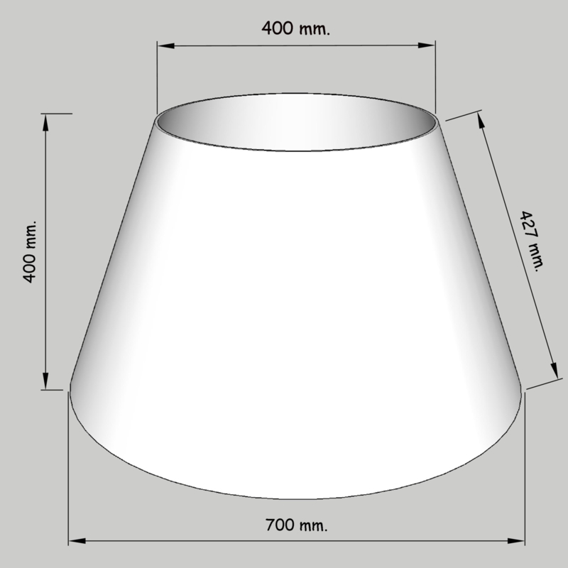 Model 4570-3240-40; stof klasse 2